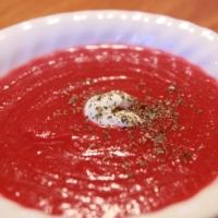 מרק קרם סלק בסיר לבישול איטי