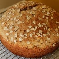 לחם ללא שמרים מחיטה מלאה