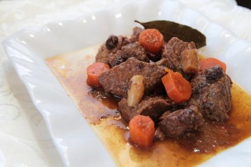 צלי בקר קרואטי בסיר לבישול איטי